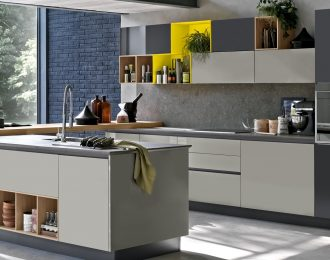 Cucina componibile Aleve' by Stosa