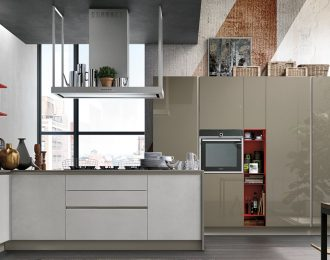 Cucina componibile Aliant by Stosa