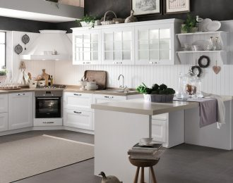 Cucina componibile Beverly by Stosa