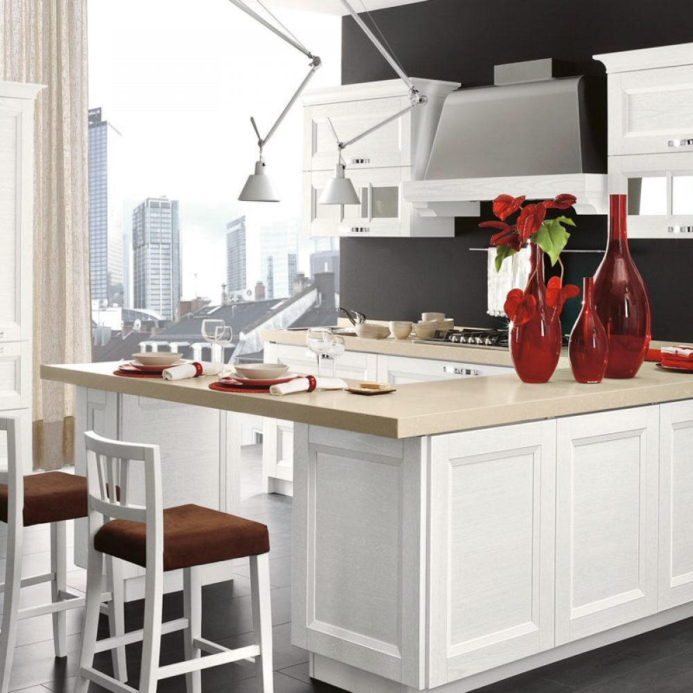 Cucina componibile Beverly by Stosa - MondoCasa