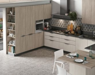 Cucina componibile Infinity by Stosa