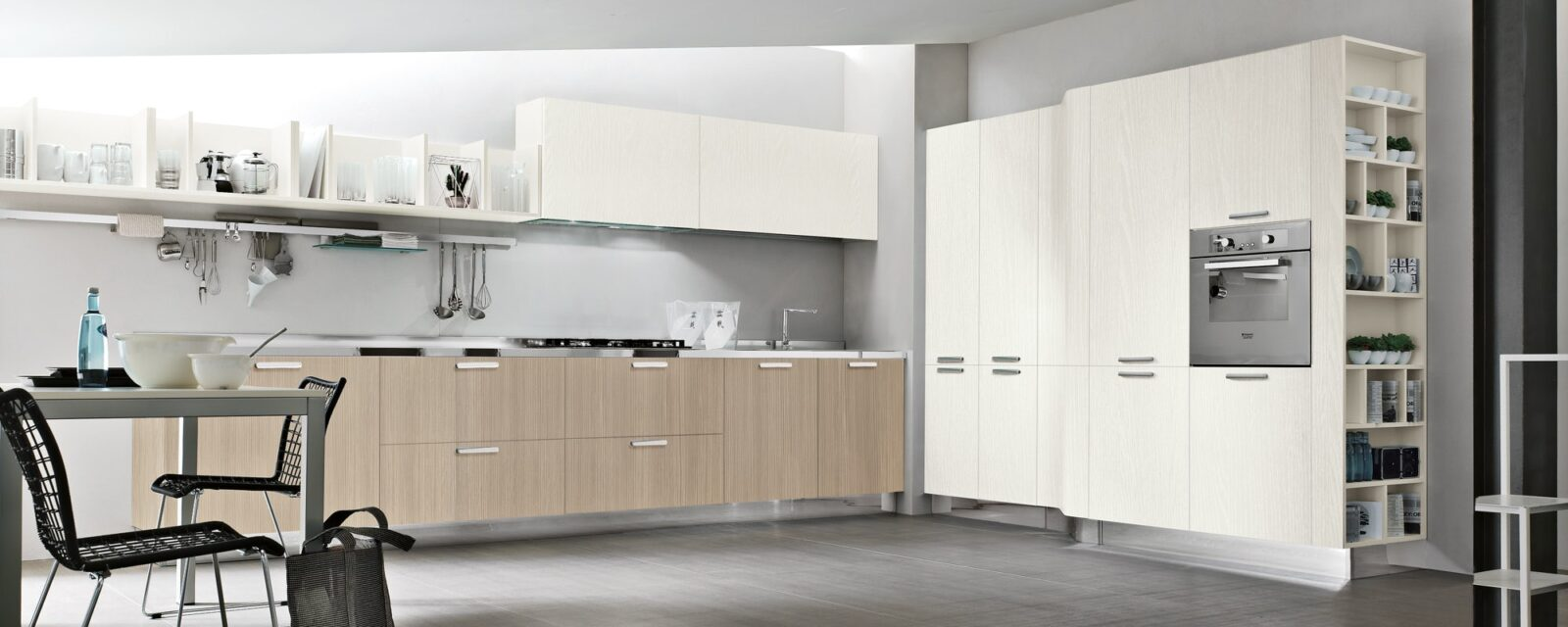 Cucina componibile milly by stosa mondocasa - Cucina stosa milly ...
