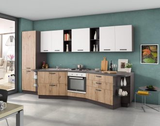 Cucina componibile New Smart farfalla