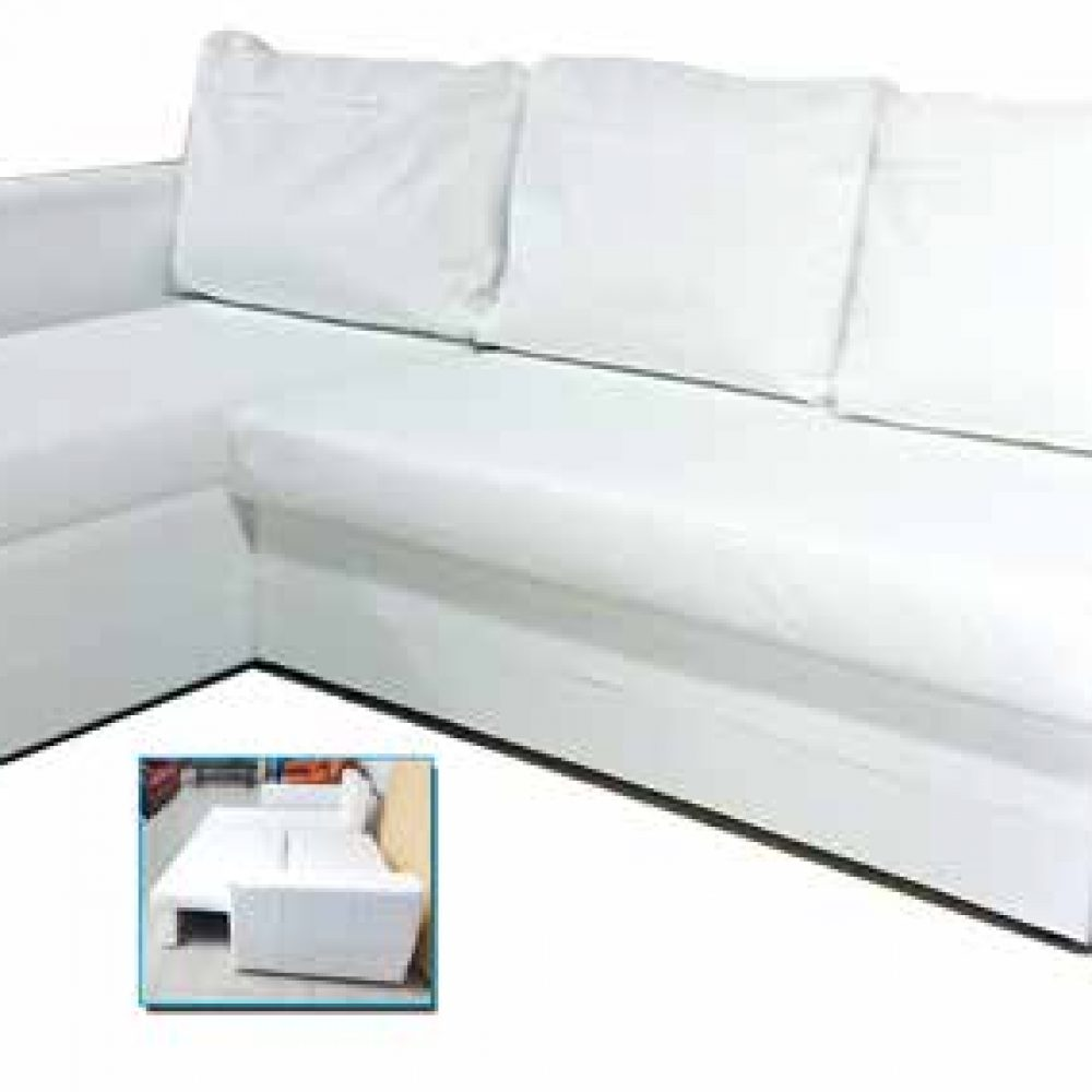 Divano letto con chaise longue - MondoCasa