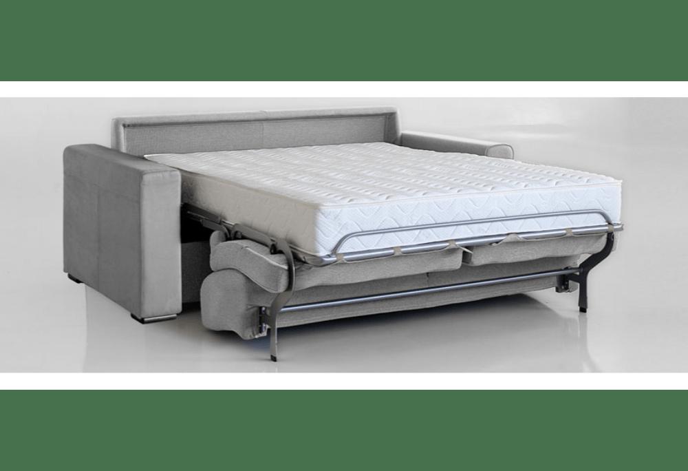 Divano letto con materasso h 18 cm mondocasa for Materassi x divano letto