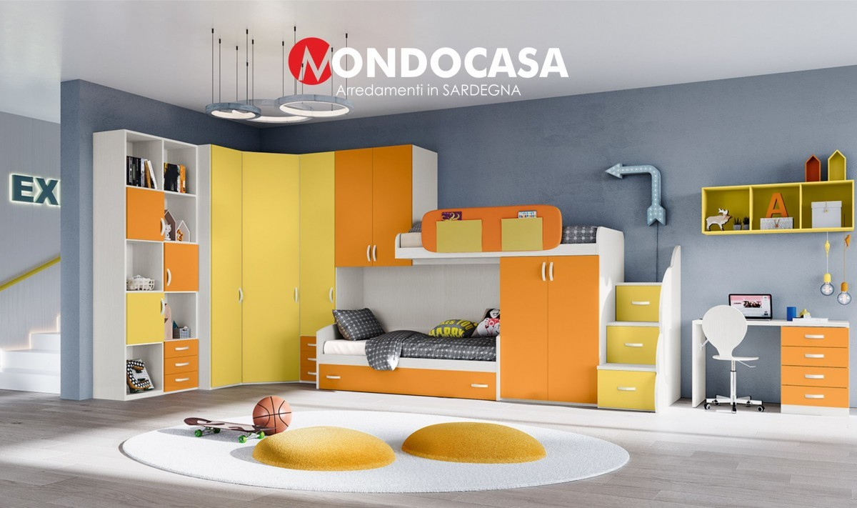 Camerette A Ponte Sardegna.Camerette Offerte Mondocasa