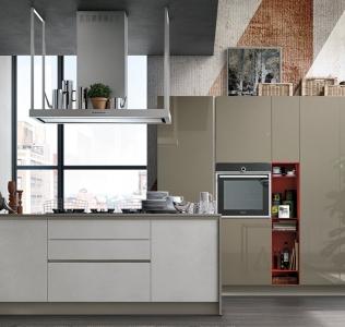 Cucina componibile Mood by Stosa - MondoCasa